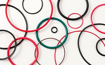 O-Ringe und X-Ringe