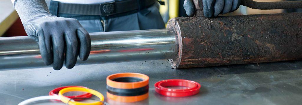 Außergewöhnlich Zylinderservice, Zylinderreparatur, Hydraulikzylinder | tecnoseal e.U. #DB_18