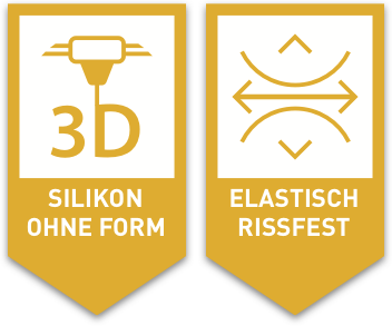 Silikon elastisch