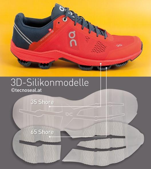 ®on-running Schuhsohle